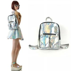 UNIF Gammaray Holographic Medium Backpack